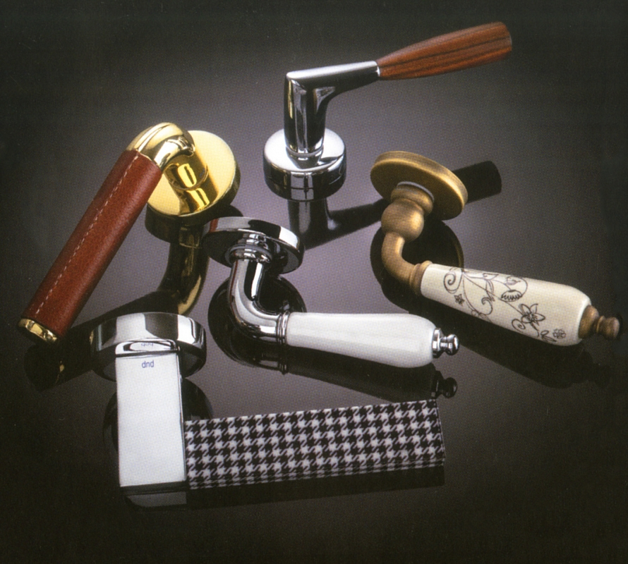 INTERIO fittings and accessories