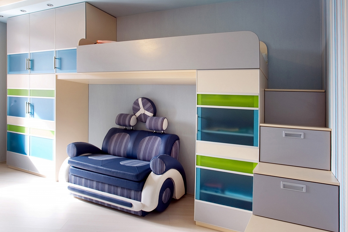 Детская мебель артуро на заказ в новосибирске.