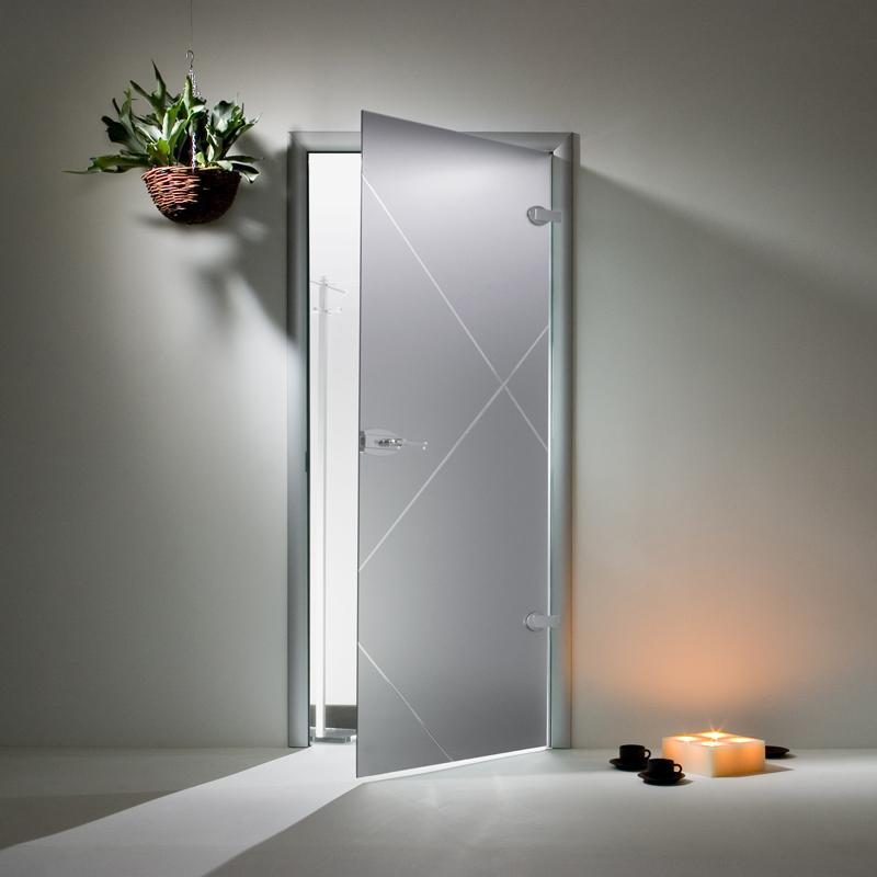Стеклянная дверь купить дешево