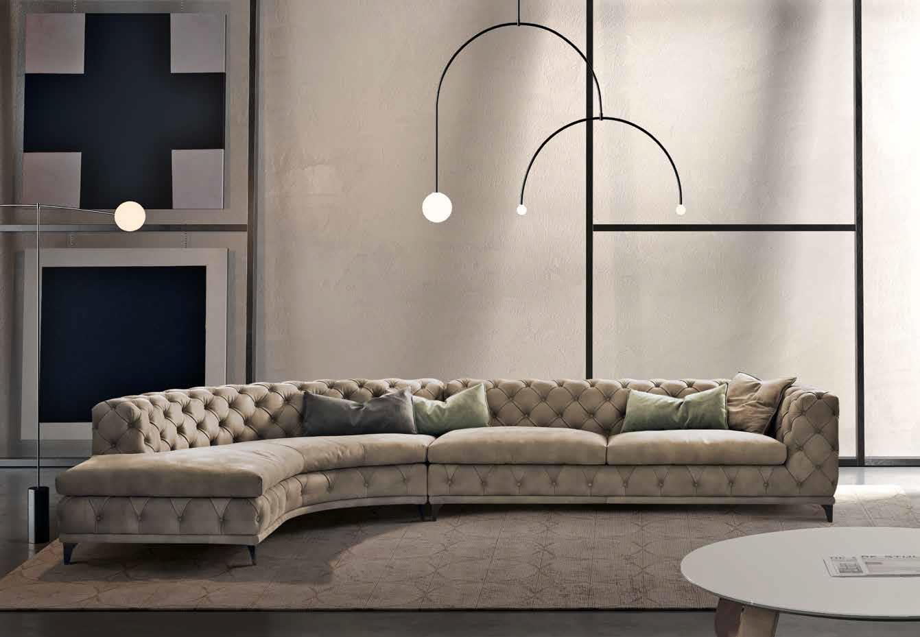 10 Attraktive Moderne Sitzpuffs