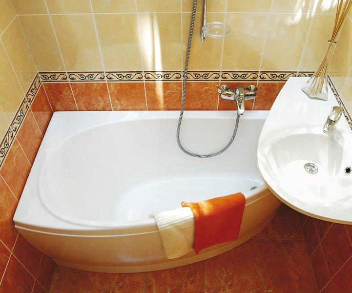 Дизайн ванных комнат маленьких размеров