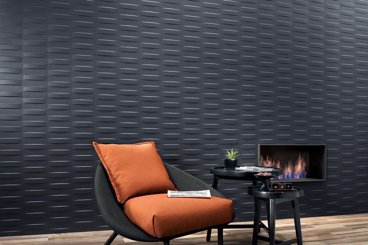 3D Wall Design Grid